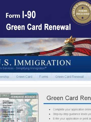 I90 Green Card Renewal Lawyer