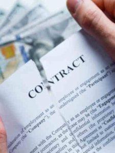 Contracts Lawyer Alexandria, VA